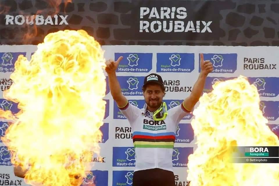 Aconteceu no Ciclismo: Peter Sagan coloca seu nome na história