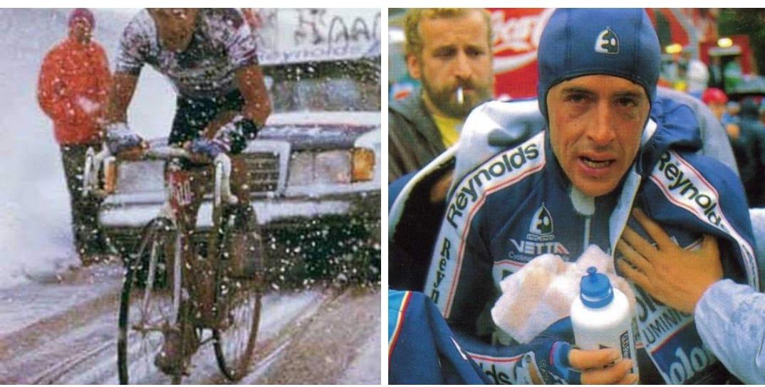 Aconteceu no Ciclismo: O Giro d'Itália de 1988