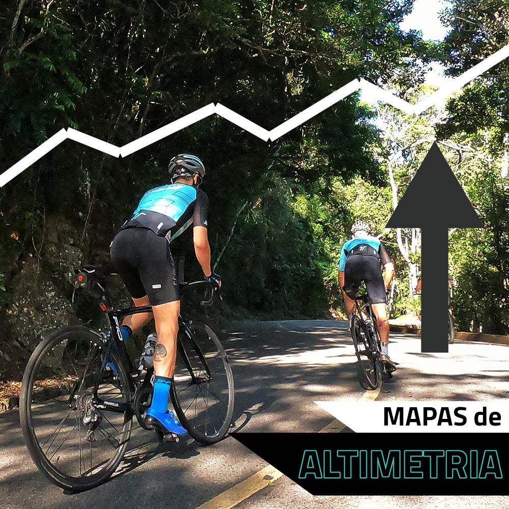 MAPAS DE ALTIMETRIA – GRAMPÉR