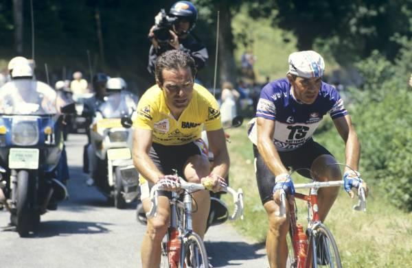 O ciclismo 'sem glamour' dos gregários